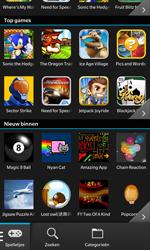 BlackBerry Z10 - Applicaties - Downloaden - Stap 7