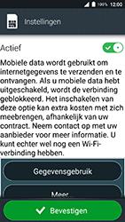 Doro 8035 - Internet - Uitzetten - Stap 7