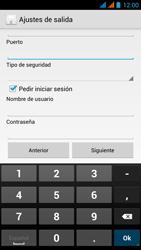Wiko Stairway - E-mail - Configurar correo electrónico - Paso 15