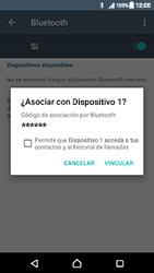 Sony Xperia XZ (F8331) - Bluetooth - Conectar dispositivos a través de Bluetooth - Paso 7