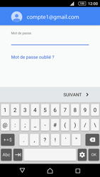 Sony Sony Xperia Z5 (E6653) - E-mail - Configuration manuelle (gmail) - Étape 13