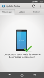 Sony D6503 Xperia Z2 - Software updaten - Update installeren - Stap 6