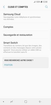 Samsung Galaxy S9 - Device maintenance - Back up - Étape 7