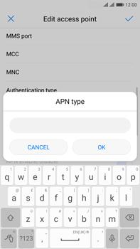 Huawei Mate 9 Pro - MMS - Manual configuration - Step 12