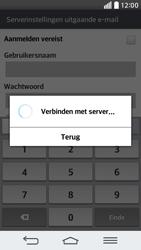 LG D620 G2 mini - E-mail - Account instellen (IMAP zonder SMTP-verificatie) - Stap 16