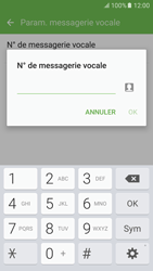 Samsung Galaxy S6 (G920F) - Android M - Messagerie vocale - configuration manuelle - Étape 9