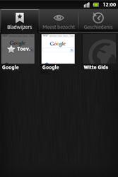 Sony ST27i Xperia Go - Internet - internetten - Stap 11
