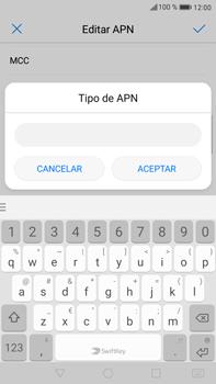 Huawei Mate 9 - Mensajería - Configurar el equipo para mensajes multimedia - Paso 12