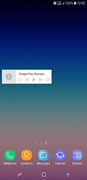 Samsung Galaxy A6 - Applications - Personnaliser l