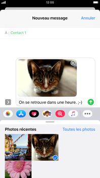 Apple iPhone 7 Plus - iOS 13 - MMS - envoi d'images - Étape 14
