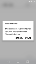 LG X Screen - WiFi and Bluetooth - Setup Bluetooth Pairing - Step 4