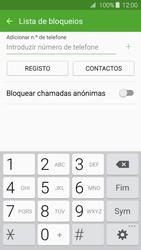Samsung Galaxy A3 A310F 2016 - Chamadas - Como bloquear chamadas de um número -  8