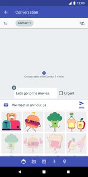 Google Pixel 2 XL - Mms - Sending a picture message - Step 10