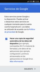Samsung Galaxy S7 - E-mail - Configurar Gmail - Paso 15