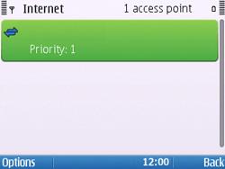 Nokia E5-00 - Internet - Manual configuration - Step 12