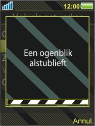 Sony Ericsson W995 - Buitenland - Bellen, sms en internet - Stap 8