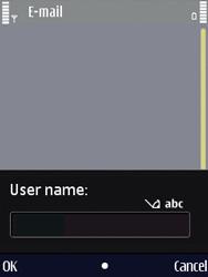 Nokia N86 - E-mail - Manual configuration - Step 10