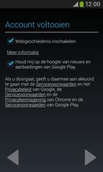 Samsung Galaxy Trend Plus (S7580) - Applicaties - Account aanmaken - Stap 19