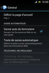 Sony C1505 Xperia E - Internet - Configuration manuelle - Étape 21
