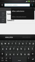 HTC One Mini - Contacten en data - Contacten kopiëren van SIM naar toestel - Stap 9