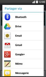 LG F70 - Photos, vidéos, musique - Envoyer une photo via Bluetooth - Étape 8