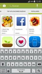 Samsung Galaxy A3 - Aplicaciones - Descargar aplicaciones - Paso 14
