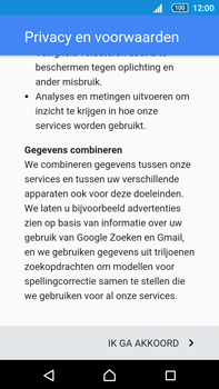 Sony Xperia Z5 Premium (E6853) - Applicaties - Account instellen - Stap 14