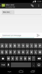 Motorola Moto G - MMS - envoi d'images - Étape 6