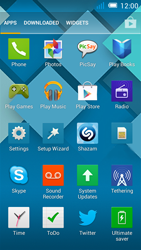 Alcatel Pop C7 - Applications - Downloading applications - Step 3