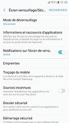 Samsung Galaxy A3 (2017) (A320) - Sécuriser votre mobile - Activer le code de verrouillage - Étape 5