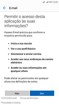 Huawei Mate 10 - Email - Adicionar conta de email -  9