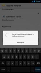 Huawei Ascend G615 - E-mail - handmatig instellen - Stap 16