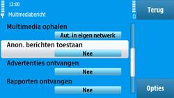 Nokia N97 - MMS - probleem met ontvangen - Stap 10