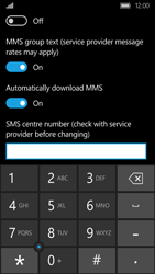 Acer Liquid M330 - SMS - Manual configuration - Step 7