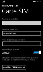 Microsoft Lumia 435 - Internet - Configuration manuelle - Étape 7