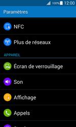 Samsung G357 Galaxy Ace 4 - Réseau - Sélection manuelle du réseau - Étape 4