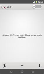 Sony D2005 Xperia E1 - Wifi - handmatig instellen - Stap 5