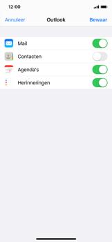 Apple iPhone X - iOS 13 - E-mail - Handmatig Instellen - Stap 8