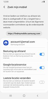 Samsung Galaxy S9 Android Pie - Toestel - stel Zoek mijn mobiel in - Stap 8