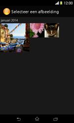 Sony Xperia E1 (D2005) - E-mail - Hoe te versturen - Stap 12