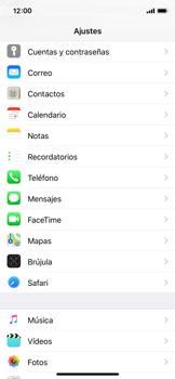 Apple iPhone X - E-mail - Configurar Outlook.com - Paso 3