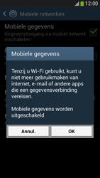 Samsung I9195 Galaxy S IV Mini LTE - Internet - aan- of uitzetten - Stap 7
