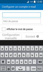 Samsung Galaxy Trend 2 Lite - E-mails - Ajouter ou modifier un compte e-mail - Étape 6
