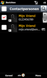 Samsung B7610 Omnia Qwerty - MMS - afbeeldingen verzenden - Stap 7