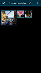 Sony Xperia J - Bluetooth - Transferir archivos a través de Bluetooth - Paso 7