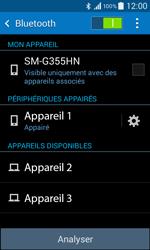 Samsung G355 Galaxy Core 2 - Bluetooth - connexion Bluetooth - Étape 10