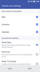 HTC 10 - Android Nougat - Email - 032c. Email wizard - Outlook - Step 8