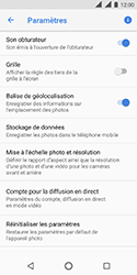Nokia 3.1 - Photos, vidéos, musique - Créer une vidéo - Étape 10