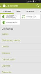 Samsung G850F Galaxy Alpha - Aplicaciones - Descargar aplicaciones - Paso 6