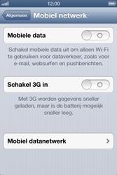 Apple iPhone 4 met iOS 6 - MMS - handmatig instellen - Stap 5